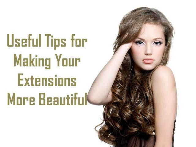 Hair Extensions care tips